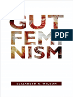 WILSON Elizabeth a. Gut Feminism-Duke University Press Books (2015) Copy