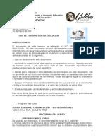 Tarea 7 Uso de Internet en El Educacion c.díaz 20.03.17