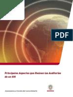 UC Principales Aspectos Reunen Las Auditorias SIG