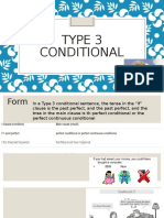 Type 3 Conditional