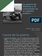 La Guerra de Vietnam y El Comunismo en (1)