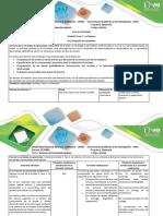 Guía de Actividades y Rúbrica de Evaluación - Fase 3-La Colmena