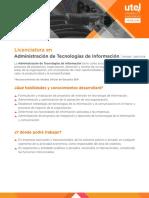 Administracio¦ün de Tecnologi¦üas de Informacio¦ün