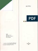 BOTTIGELLI, Émile. Sobre Manifesto Comunista