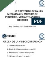 Fallas en Motores Con Analisis Electrico