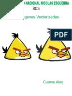 imagen vectorizada en corel draw