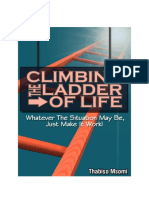 Climbing the Ladder of Life- Thabiso Msomi