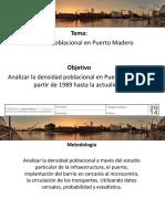 Puerto Madero Analisis Urbanismo Arq