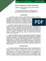 Sucessão familiar dentro de propriedades de Tabaco no RS - Uma revisão