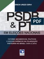 PSDB & PT - Em Eleições Nacionais - Emerson Urizzi Cervi.pdf