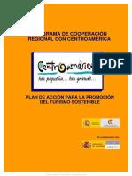 Plan de Acción Para La Promoción Del Turismo Sostenible