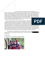 Letter from Joo-Meng and Rosanna Soh