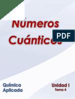 Química Aplicada _Unidad I _ Tema 4