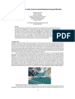 Tipaimukh Dam in India-Environmental Resistance Beyond Borders
