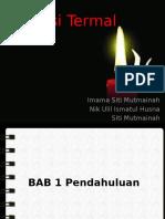 radiasi termal