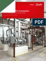 Normativas para Instalaciones Frigoríficas con sistema de refrigeración con amoniaco