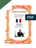Cristian Dior Francés