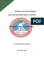 Legislacion Mercantil Guatemalteca Texto