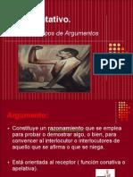 Discurso Argumentativo Power Clase 1