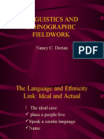 LINGUISTICS AND ETHNOGRAPHIC FIELDWORK.ppt