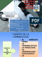 Fuentes de La Criminología