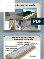 2.-Deterioros - Pavimentos de Hormigon