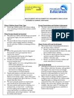Final Parent Involvement Fact Sheet 14732 7
