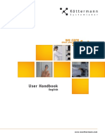 User Handbook Systemlabor_EN
