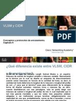 VLSM-CIDR