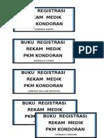 Buku Register