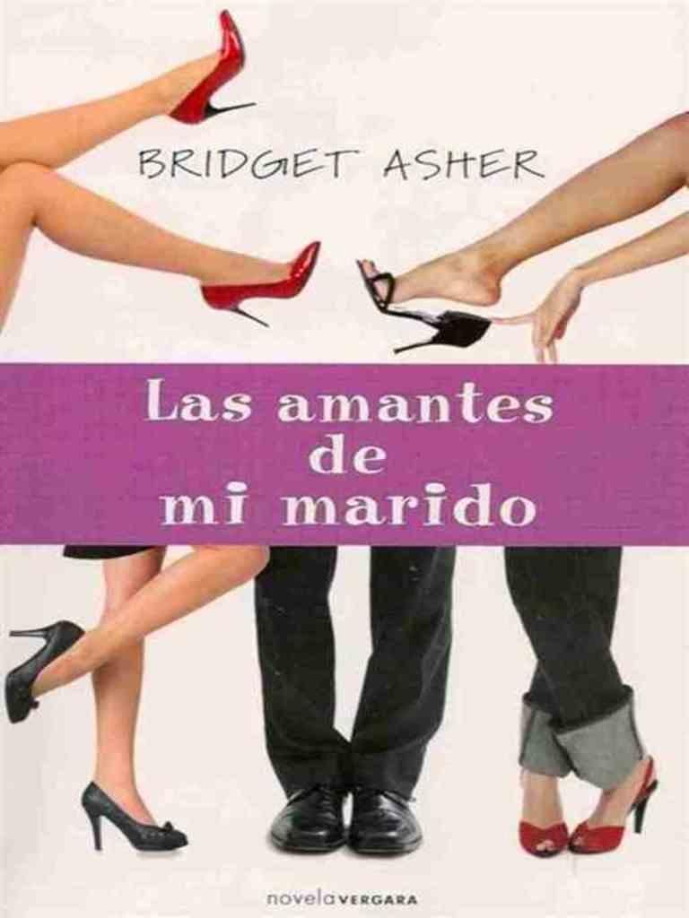Bridget Asher - Las amantes de mi marido.epub