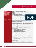 Proyecto Procesos Industriales Actualización Julio 2016