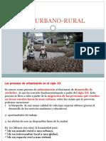 Mundo Urbano Rural 2015
