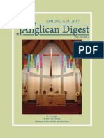 The Anglican Digest - Spring 2017