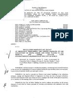 Iloilo City Regulation Ordinance 2012-027