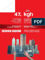 Zbornik 47 Kongresa 47th Congress Proceedings