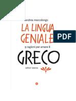 Scaricare Libro... La Lingua Geniale Di Andrea Marcolongo (Italian Books)