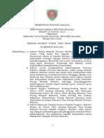 RTRW Provinsi Maluku 2013-2033