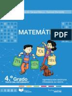 Matemática 4