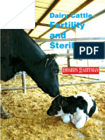 Dairy Cattle Fertility and Sterility (1)