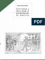 Alteridad y Etica Desde El Desc de América