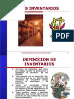 Inventarios 2017 Unica Upjcc