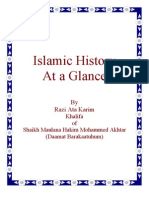 Islamic History at a Glance