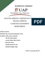 Año Del Buen Servicio Al Ciudadano - Trabajo de Economia Monografia