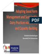 Adopting Good Farm Management and Sustainable Dairy Practices via Literacy and Capacity Building_1502201