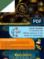 Adscash Presentation