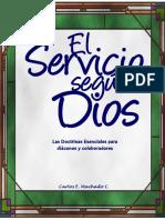El Servicio Según Dios, Carlos E. Machado C.