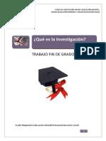 1 Que Es Investigacion