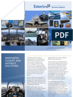 Esterline CMC Electronics Capability Brochure