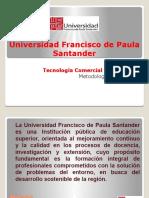 Tecnología comercial y financiera Presentación